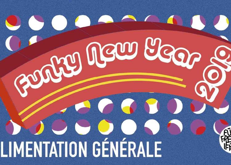 Funky New Year 2019 ! à Paris 11ème