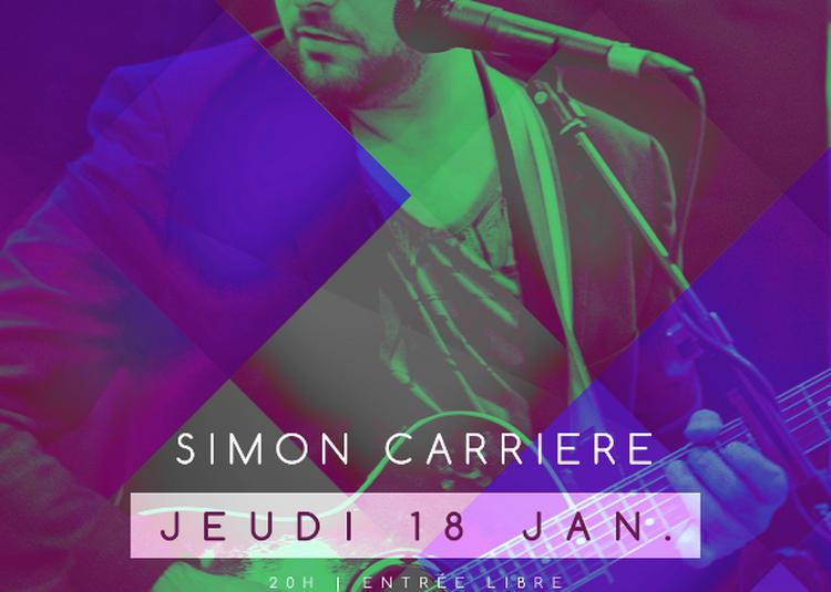 Fusion // Simon Carrière à Paris 1er