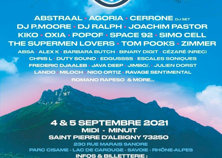 Futuria Festival 2021 Pass Journée à Saint Pierre d'Albigny