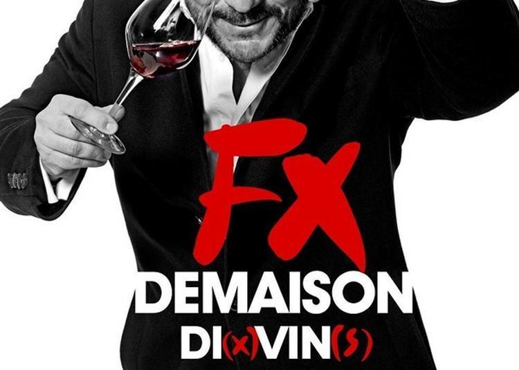 FX Demaison Dans Di(x)vin(s) à Lille