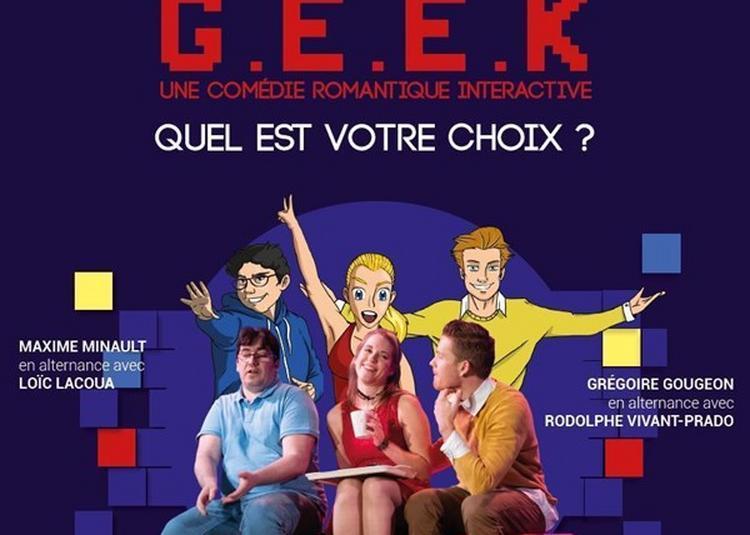 G.e.e.k. à Paris 19ème