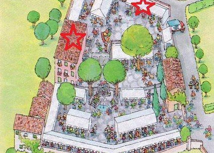 Le grand jardin en fête à Fayence