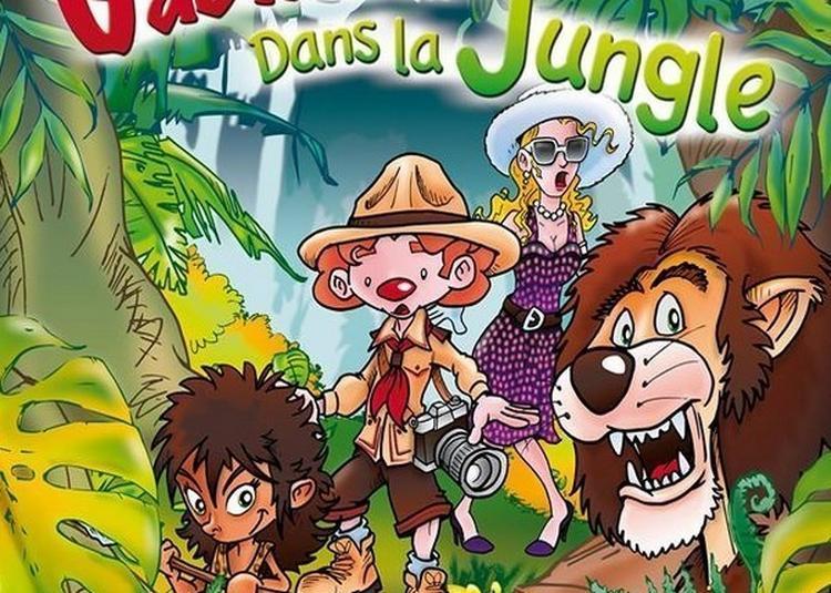 Gabilolo Dans La Jungle à Paris 18ème