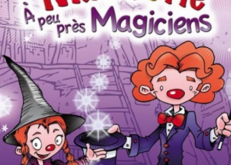 Gabilolo Et Malolotte À Peu Près Magiciens à Nantes