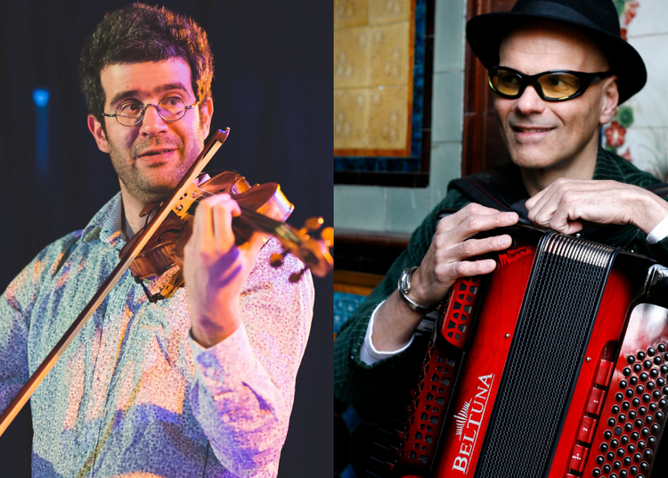 Gabriel BISMUT & Maurizio MINARDI Quartet à Paris 1er