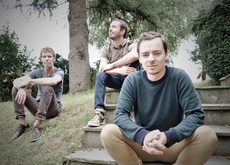 Gabriel DELMAS Trio à Paris 1er