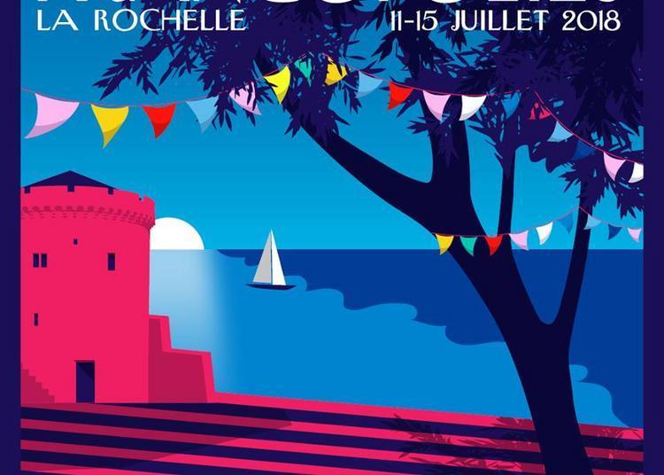 Gael Faure / Aloïse Sauvage à La Rochelle