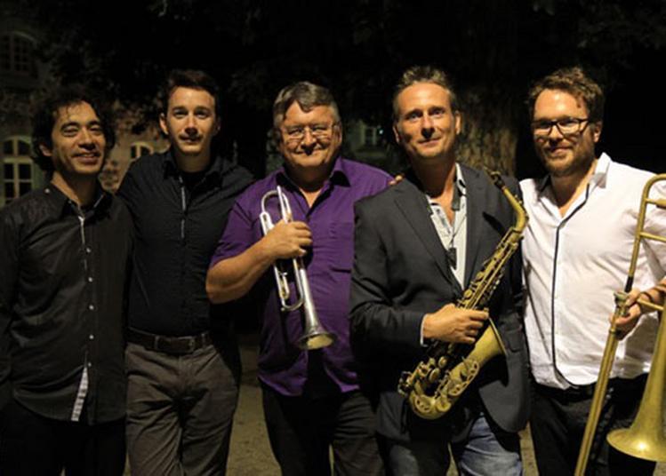 Gaël Horellou « Power Organ » Quintet à Paris 1er