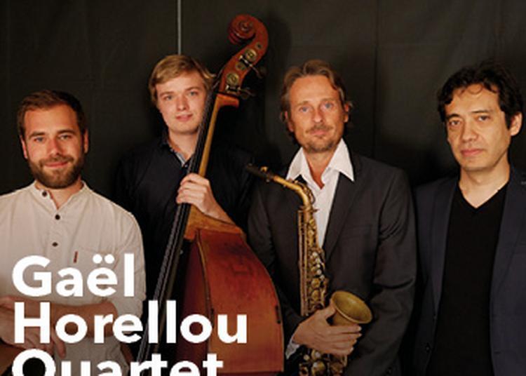 Gaël Horellou Quartet à Paris 1er
