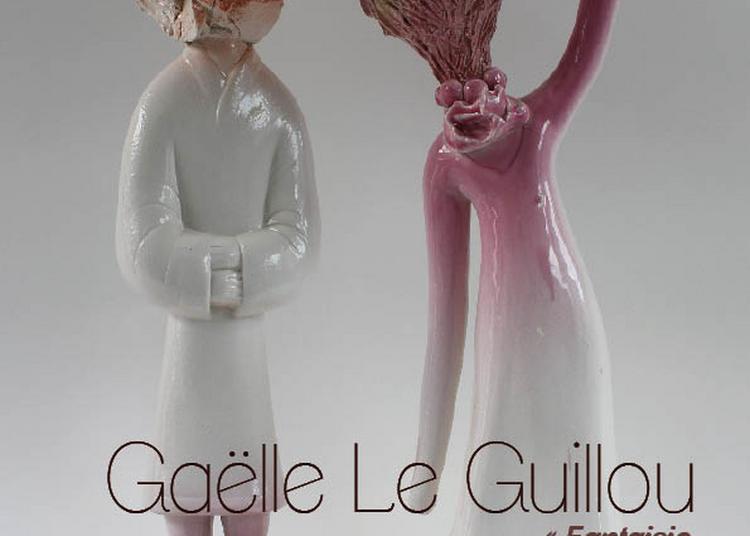 Sculptures-Céramiques de Gaëlle Le Guillou,
