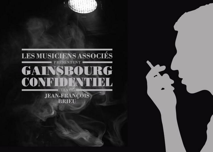 Gainsbourg confidentiel, hommage à Serge Gainsbourg à Puyloubier