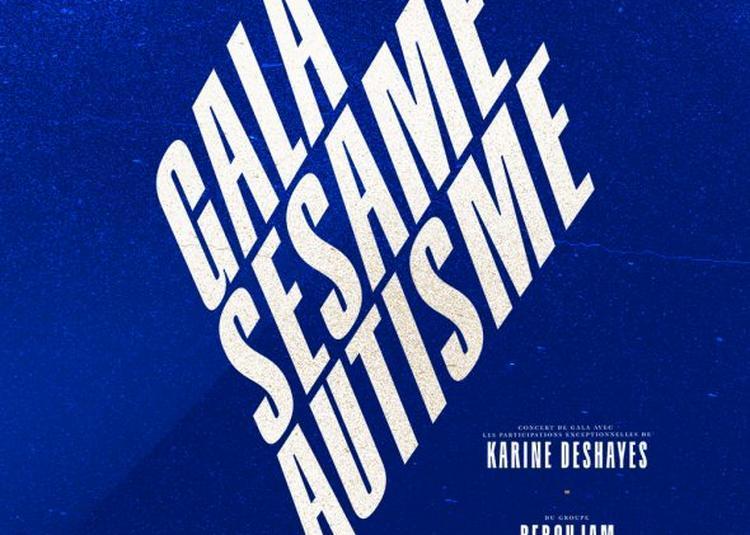 Gala Sesame Autisme à Paris 14ème
