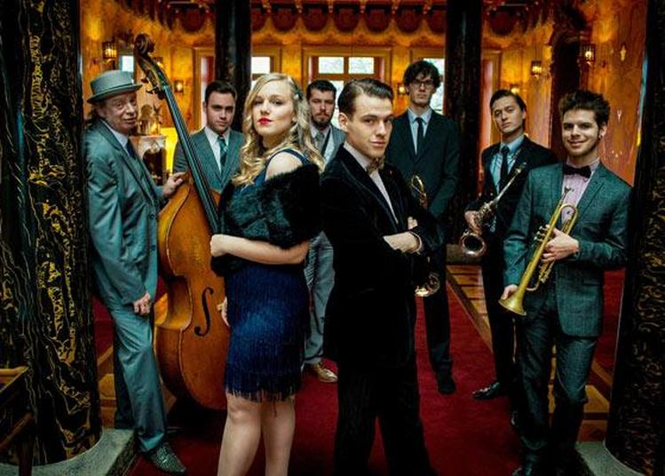 Galaad Moutoz Swing Orchestra à Buc