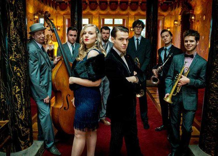Galaad Moutoz Swing Orchestra à Angers
