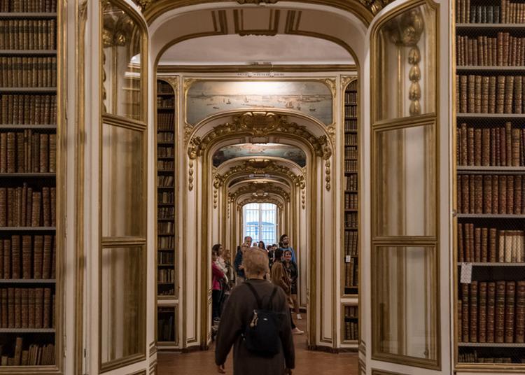 Galerie D'honneur De L'hôtel Des Affaires étrangères Et De La Marine à Versailles