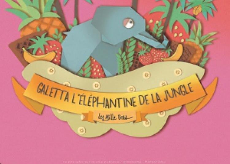 Galetta, L'Éléphantine De La Jungle à Cugnaux