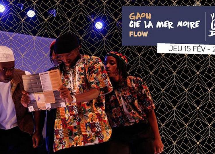 Gaou - Cie La Mer Noire #HipOpenDance à Lille