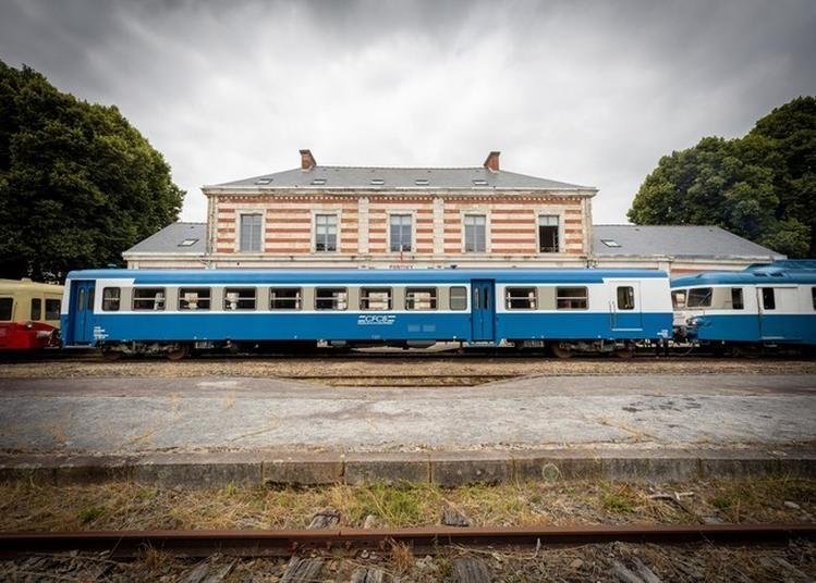 Gare Sncf De Pontivy - Train Touristique (cfcb)