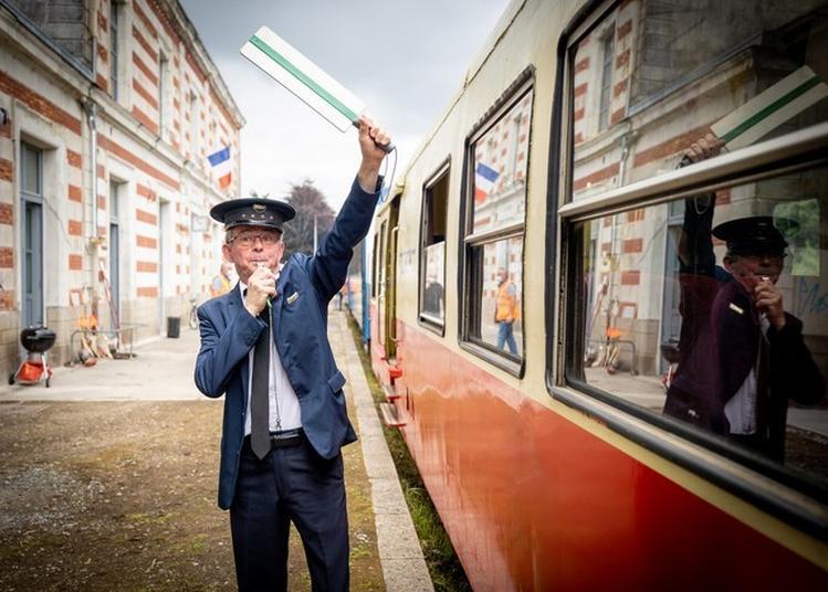 Gare Sncf De Pontivy - Visite Commentée