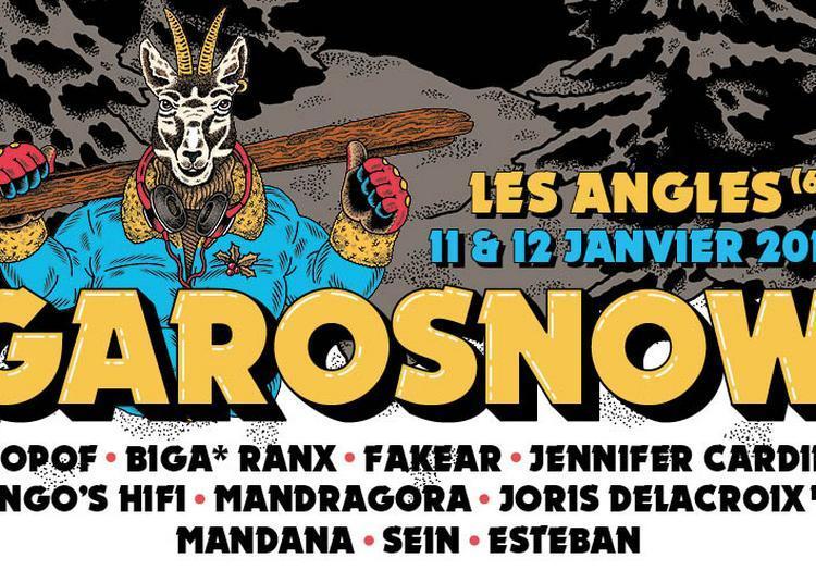 Biga Ranx / Fakear / Sein / Mungo's Hifi à Les Angles