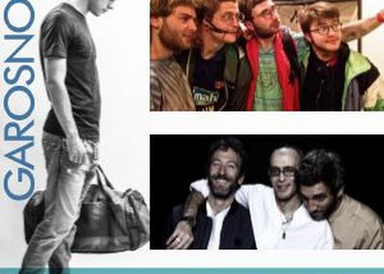 Garosnow : Comah // Acid Arab // Salut C'est Cool à Pau
