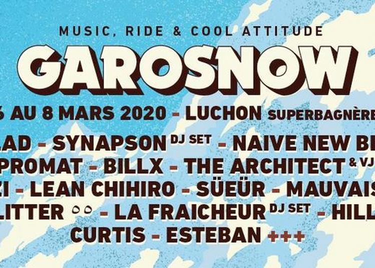Garosnow Luchon Pass 2 jours à Bagneres de Luchon