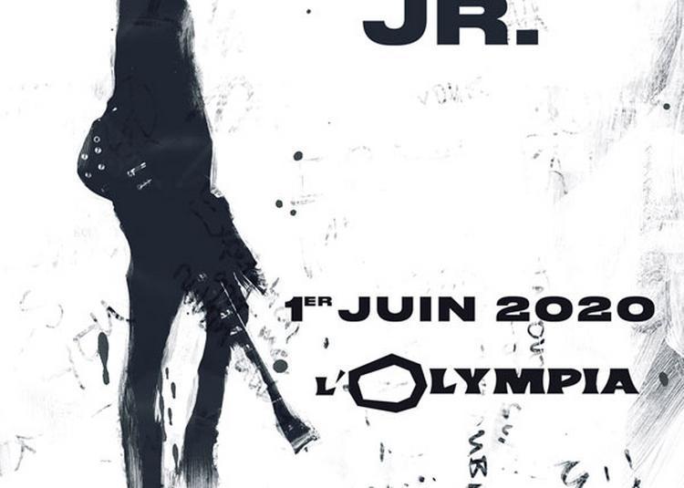 Gary Clark Jr. à Paris 9ème