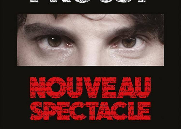 Gaspard Proust à Noisy le Grand