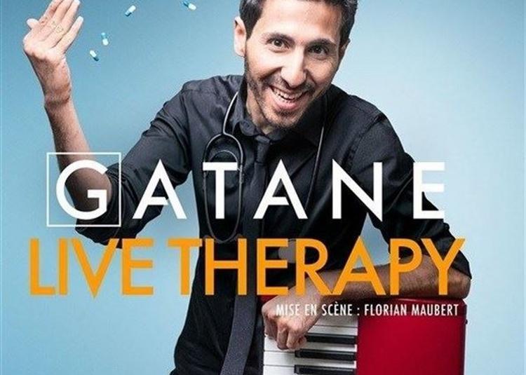 Gatane Dans Live Therapy à Bordeaux