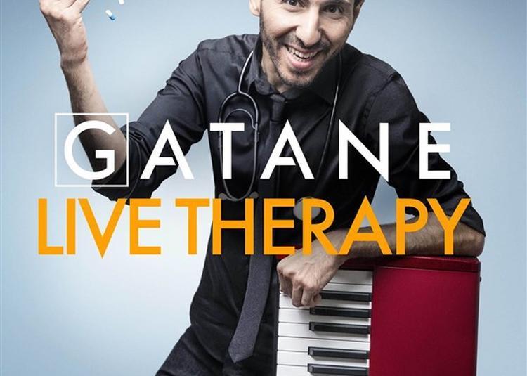 Gatane Dans Live Therapy à Marseille