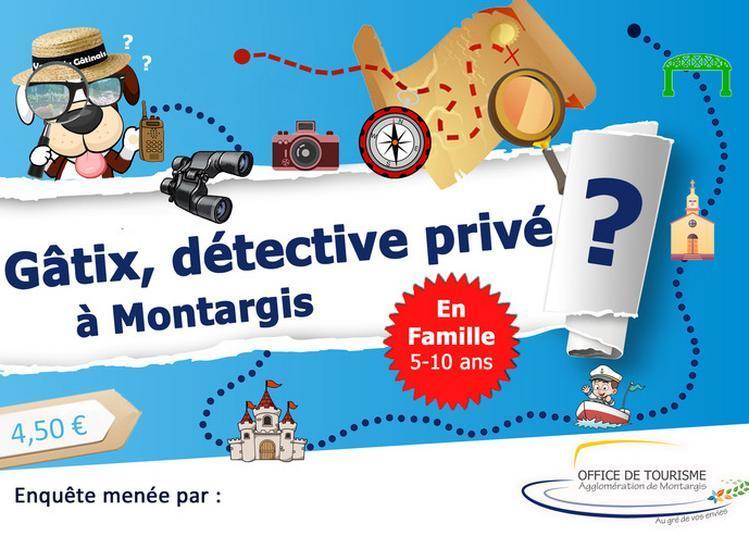 Gâtix, Détective Privé À Montargis