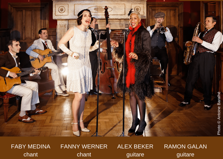 Gatsby Follies à Paris 14ème