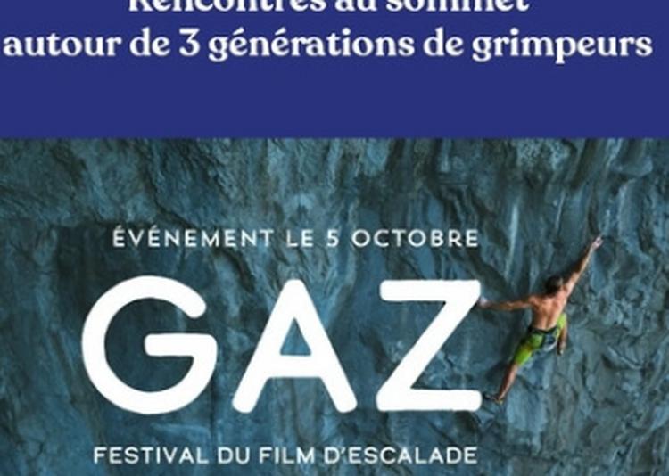 GAZ festival du film d'escalade 2021