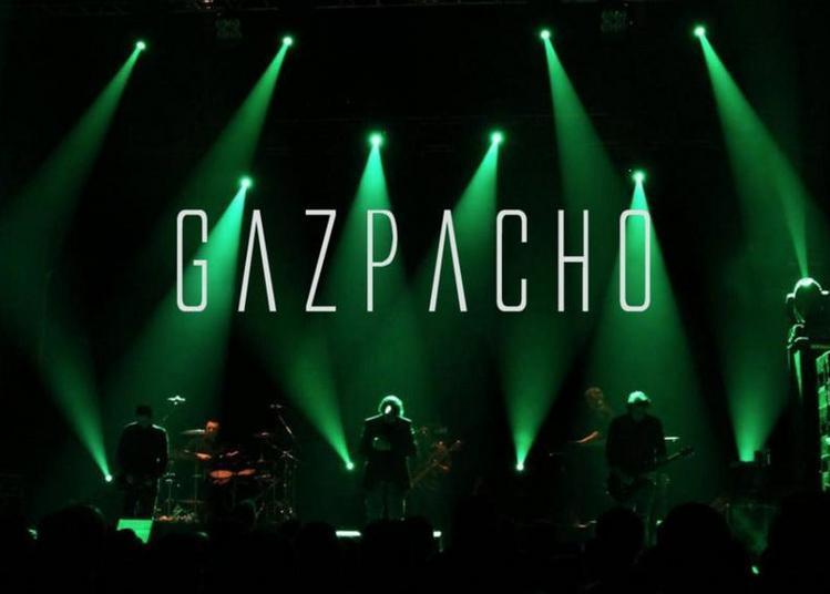 Gazpacho Pure Reason Revolution à Paris 13ème