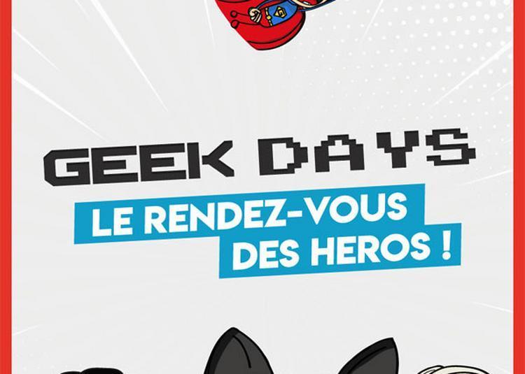 Geek Days Lille Pass journée