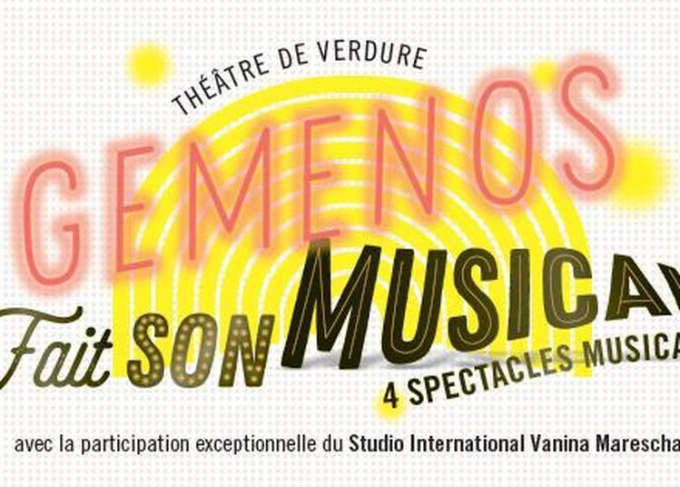 Gemenos Fait Son Musical 2018