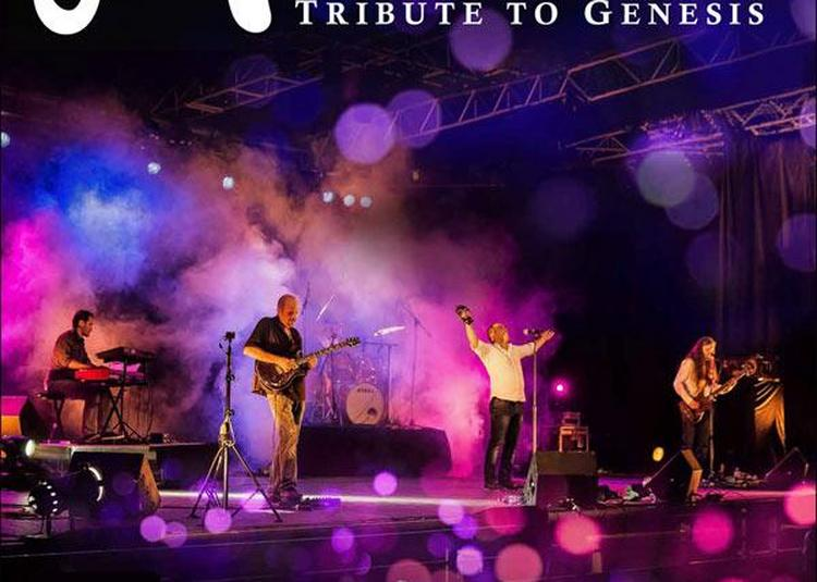 Genesya - Tribute To Genesis à Cagnes sur Mer