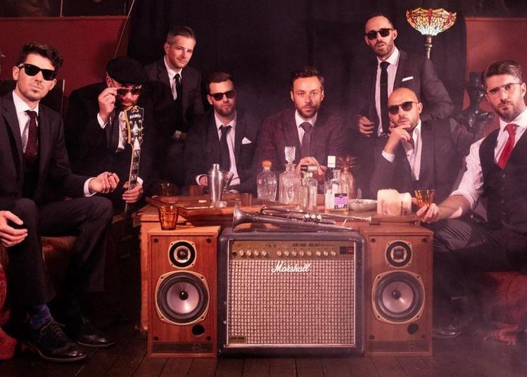 Gentleman'S Dub Club à Paris 11ème