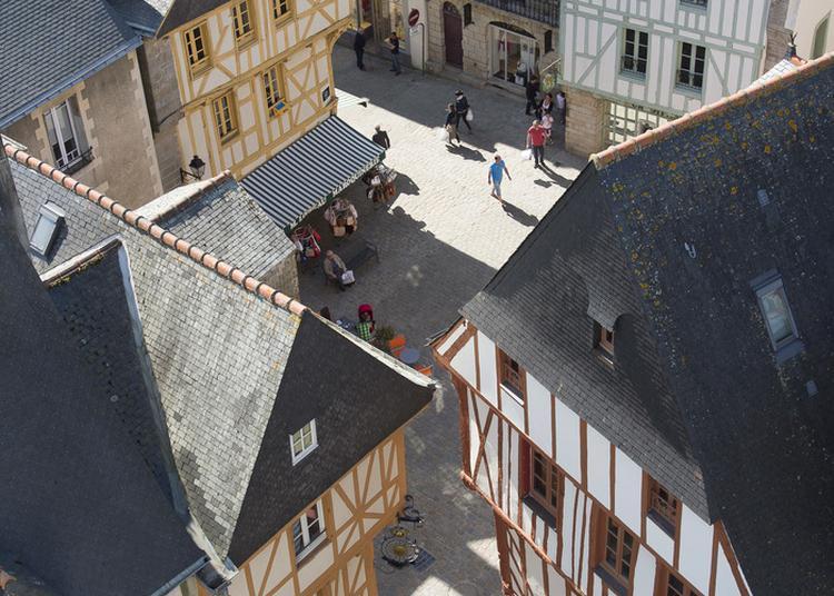 Géocaching, La Chasse Au Trésor Des Temps Modernes à Vannes