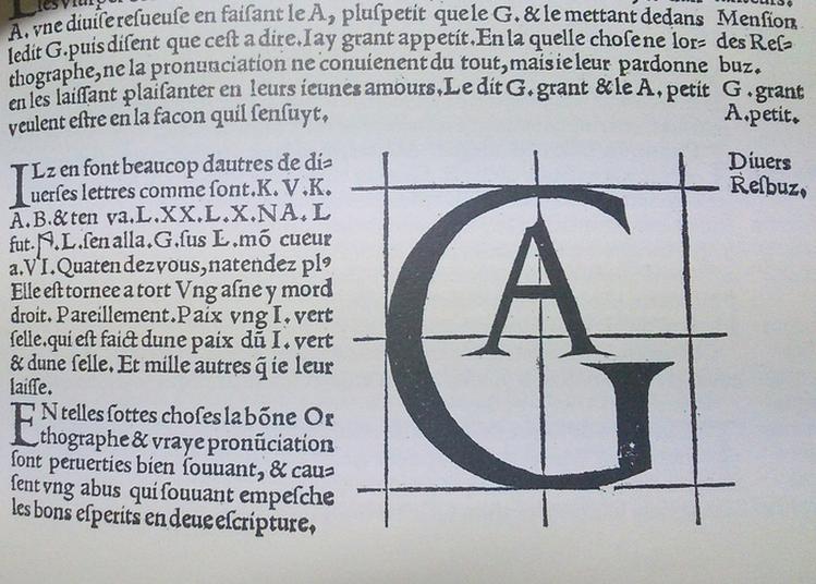 Geoffroy Tory De Bourges, Libraire Et Imprimeur Humaniste (1480-1533)