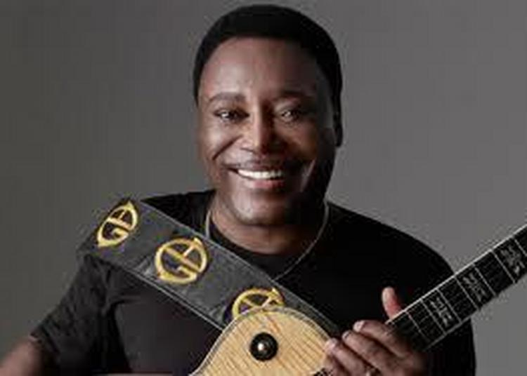 George Benson à Paris 9ème