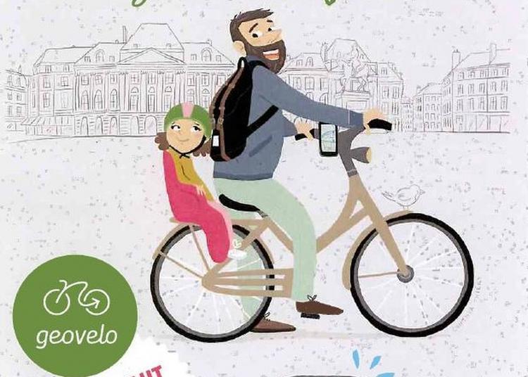 Géovélo - Application Numérique De Calcul D'itinéraire Mis En Place Par La Métropole. Découvrez La Ville Avec Des Circuits Vélo ! à Orléans