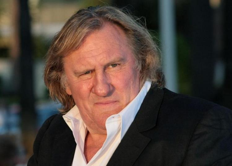 Depardieu Chante Barbara à Paris 8ème