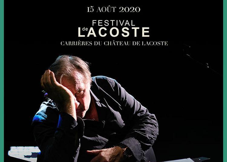 Gérard Depardieu Chante Barbara à Lacoste