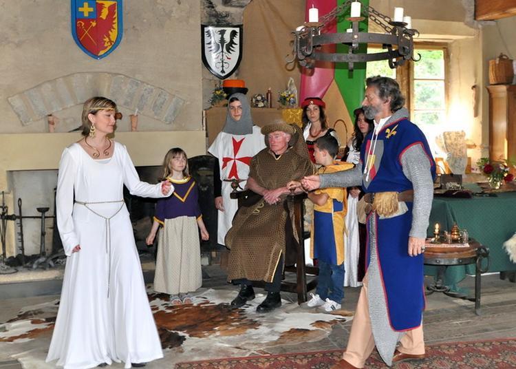 Gerlach Et Irmengarde De Volkrange à Thionville