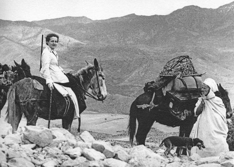 Germaine Tillion. La Mémoire Et La Raison, 1954-1962 L'algérie à Paris 7ème