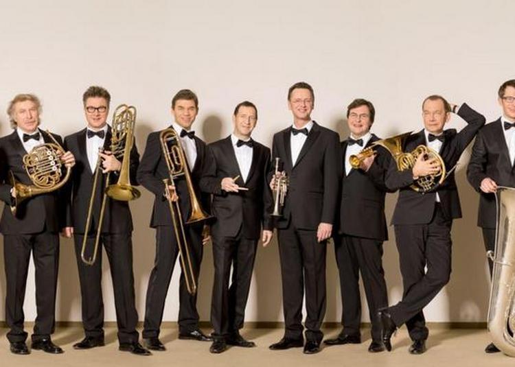 German Brass: la référence mondiale d'Orchestre de cuivres à Dax