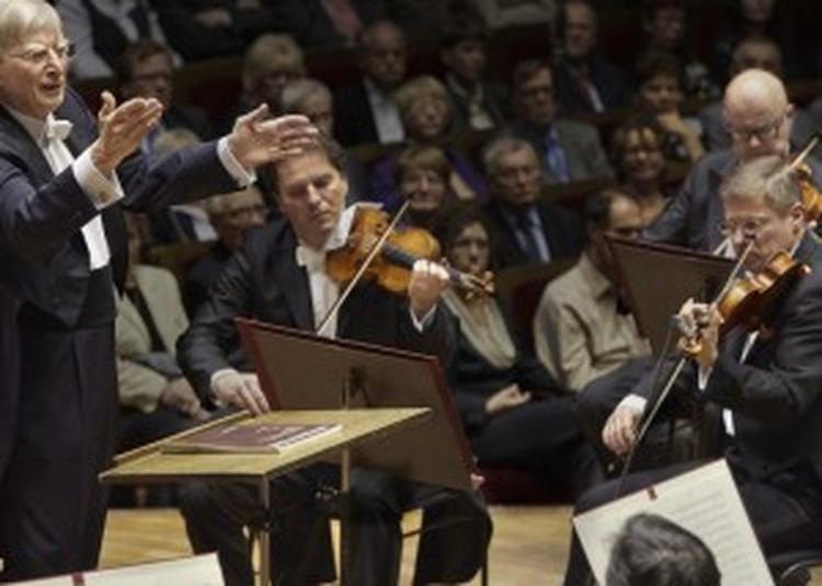 Gewandhausorchester Leipzig / Blomstedt / Wiener Singverein - Brahms - Un Requiem Allemand à Paris 19ème