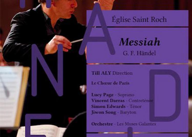 Haendel - Le Messie à Paris 1er