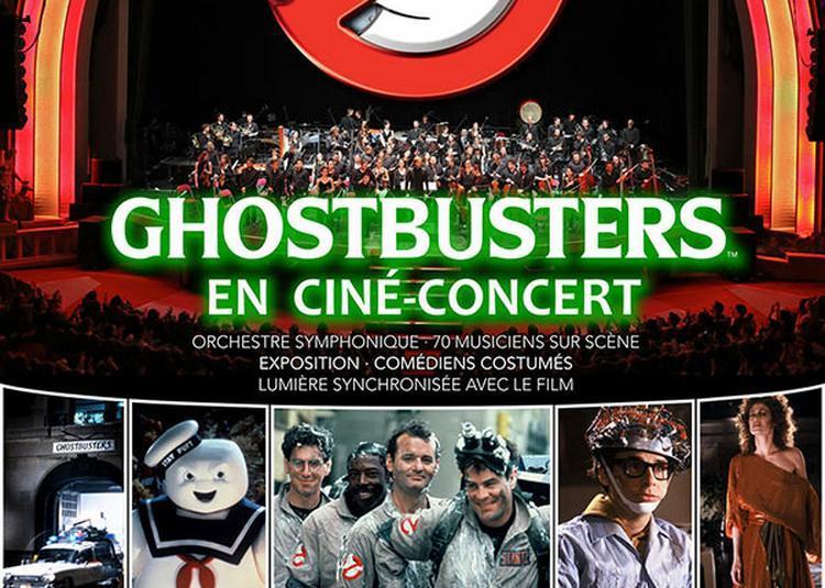 Ghostbusters En Cine-Concert à Paris 2ème